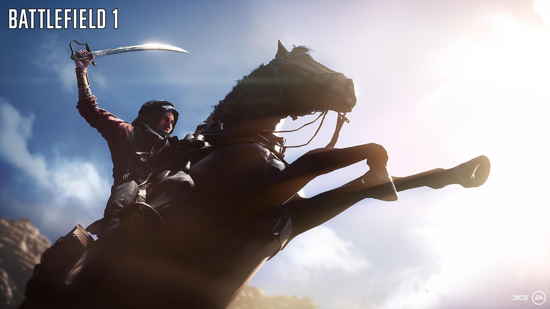 nieuwe screenshots van Battlefield 1