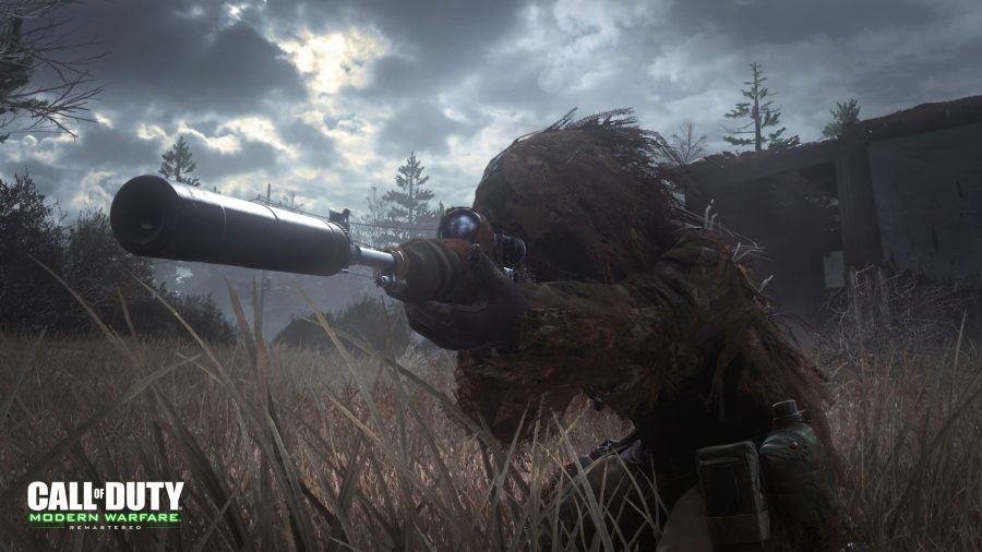 Modern Warfare Remastered December Update
