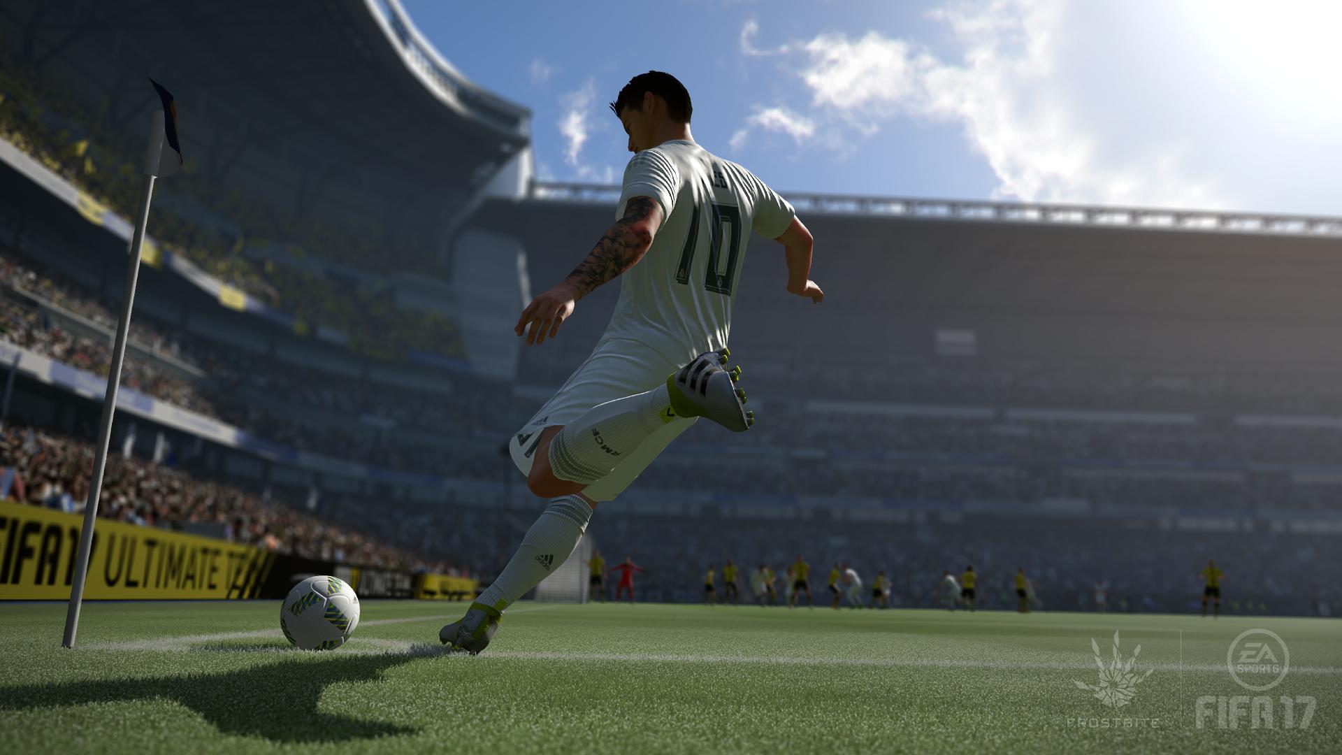 FIFA 17 Mooiste goals
