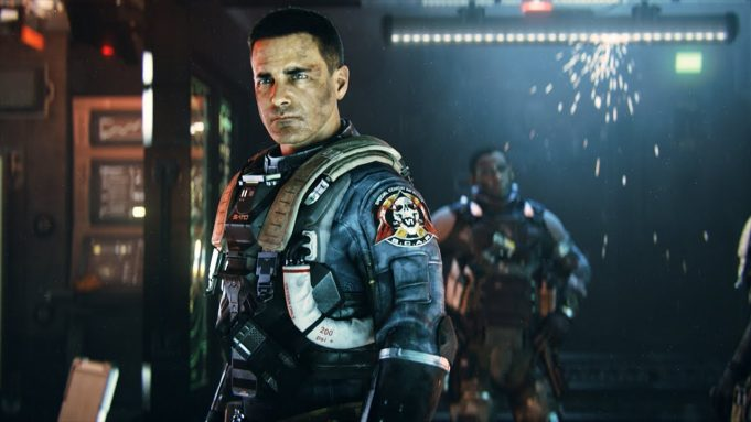 cinematic trailer Call of Duty: Infinite Warfare