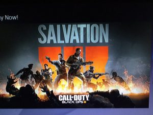 Black Ops 3 Salvation DLC