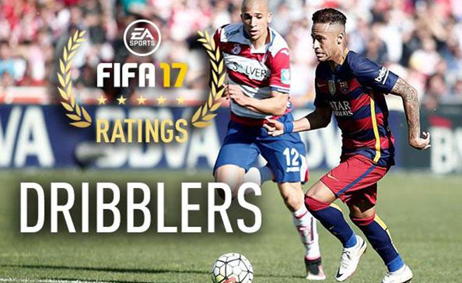 Beste dribbelaars in FIFA 17