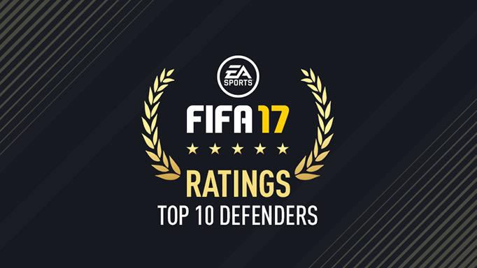 beste verdedigers in FIFA 17