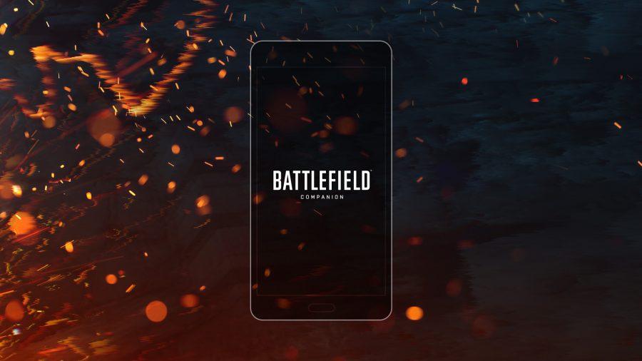Battlefield Companion-app