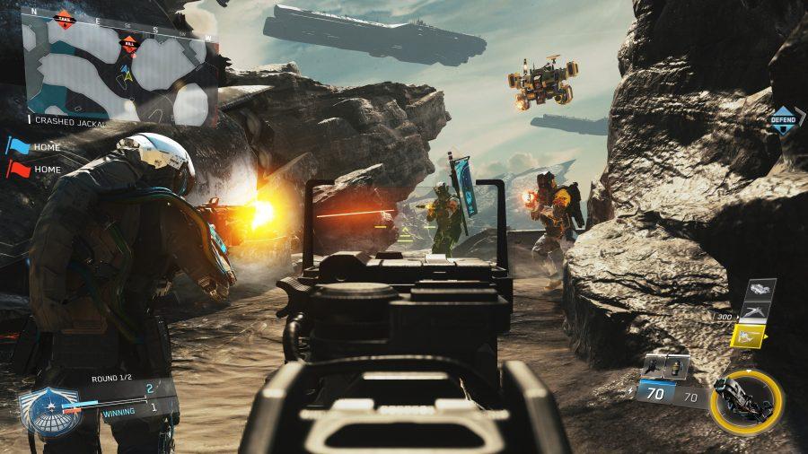 Salvage CoD Infinite Warfare