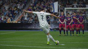 FIFA 17 Hoe scoor je een vrije trap