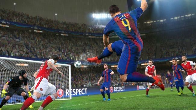 FIFA 17 doelpunten scoren