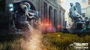 CoD Infinite Warfare Sabotage DLC