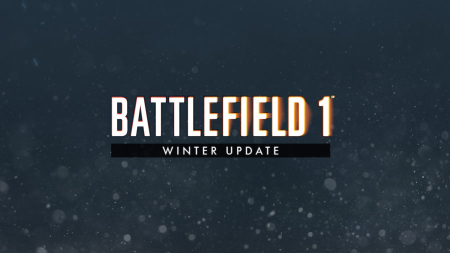 Lees hier alles over de Battlefield 1 Winter Update