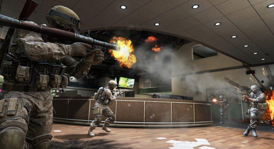 Call of Duty: Infinite Warfare update 1.11