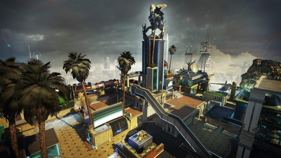 CoD Infinite Warfare - Continuüm DLC