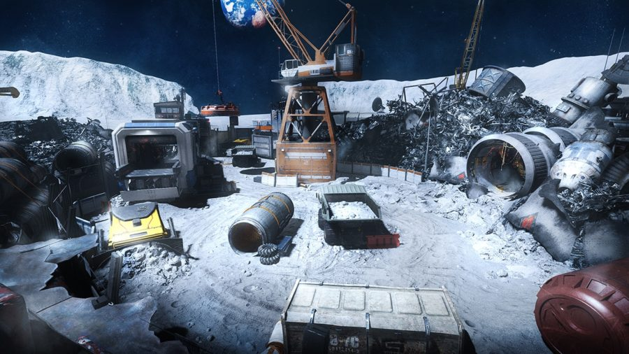 Infinite Warfare Continuum DLC