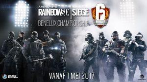 Rainbow Six Benelux Championship