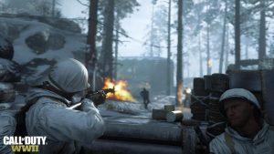 Call of Duty WWII War Mode