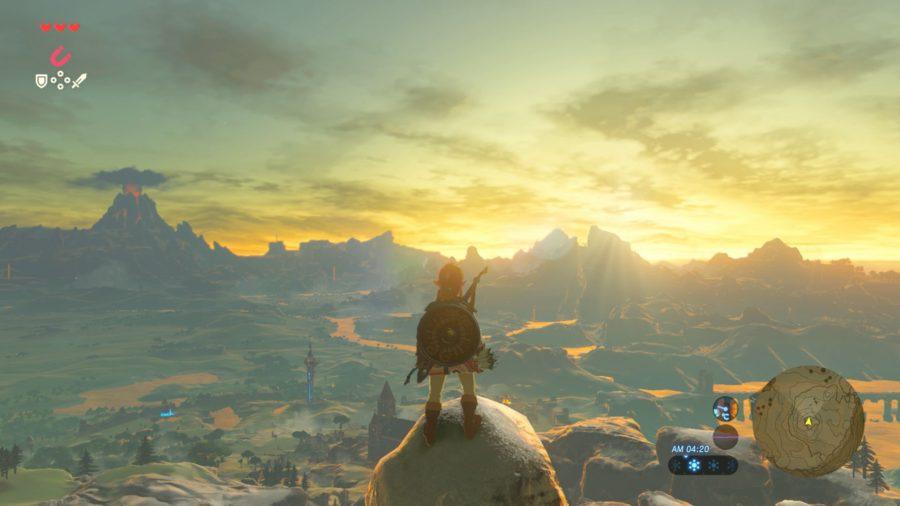 Zelda: Breath of the Wild DLC