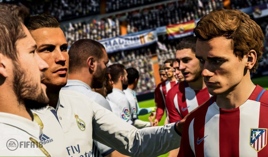 teamstijlen FIFA 18