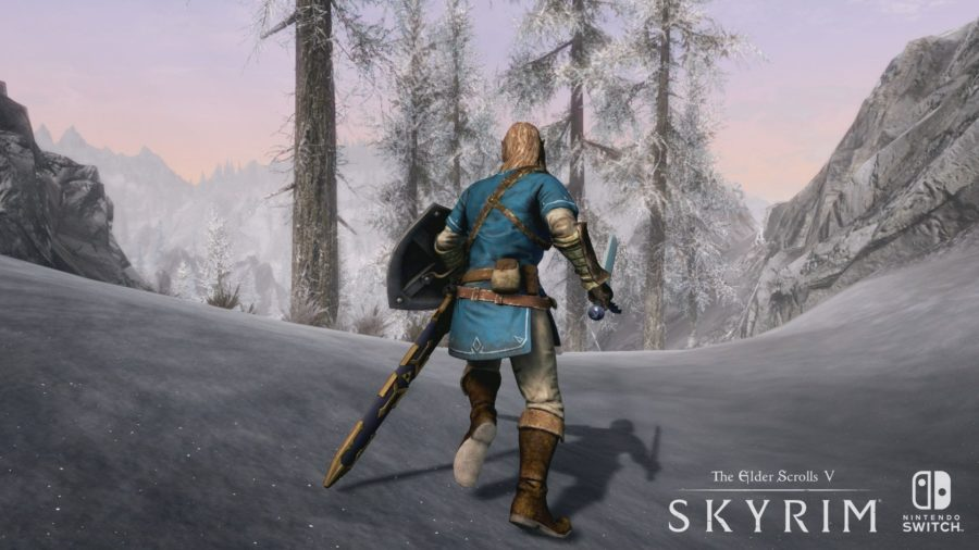 The Elder Scrolls V: Skyrim Switch