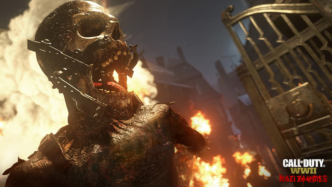 Call of Duty: WWII Nazi Zombies screenshots