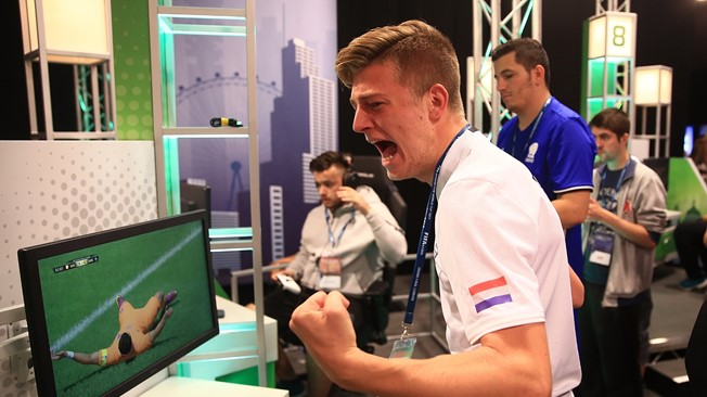 FIFA 17 Interactive World Cup