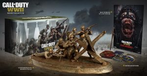 Call of Duty: WWII Valor Collection Edition