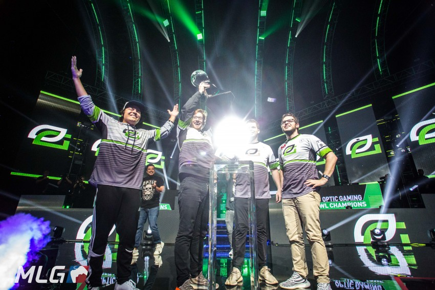 OpTic Gaming wint het Call of Duty World League ...