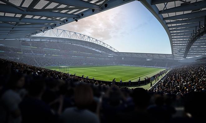 FIFA 18 stadions
