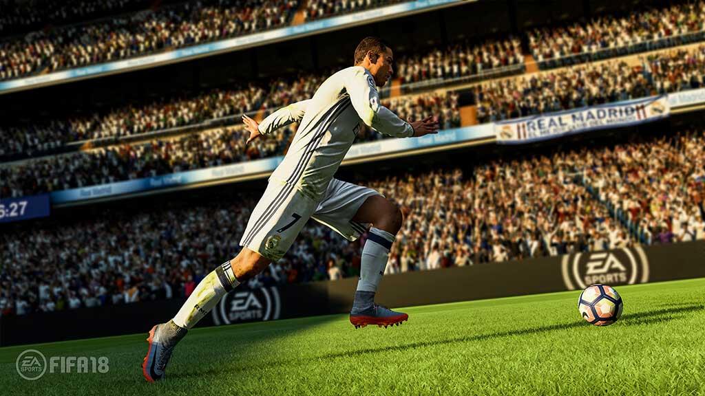FIFA 18 snelste spelers FUT 18