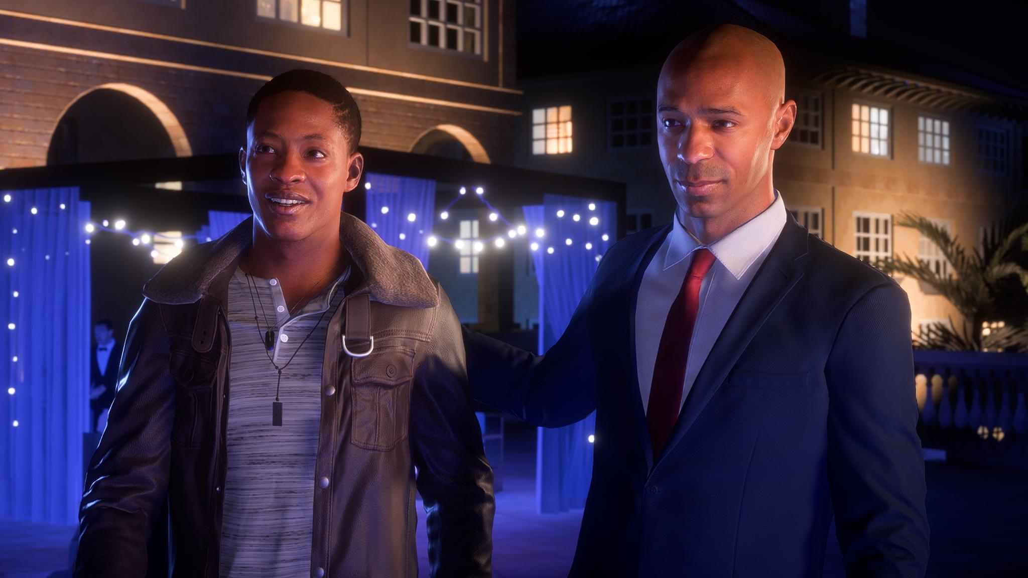 FIFA 18 The Journey: Hunter Returns screenshots