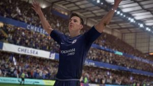 FIFA 18 Gameplay update