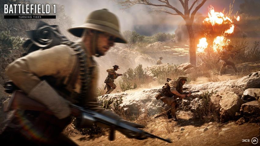 Battlefield 1 Free Trial