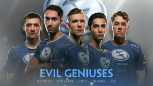 Evil Geniuses Rainbow Six Pro League