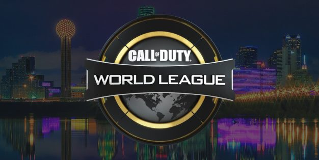 Call of Duty eSports: CWL 2018 Dallas Open