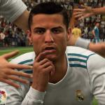 FIFA 18 celebrations