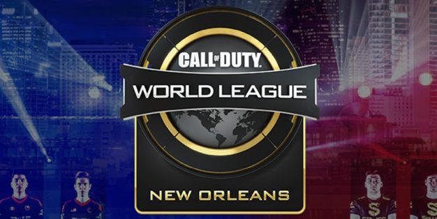 Call of Duty World New Orleans: CWL Pool Draw