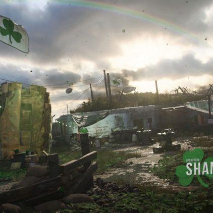Double XP weekend voor Call of Duty: WWII – Operation Shamrock & Awe