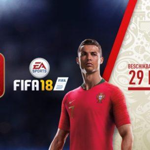 2018 FIFA World Cup Russia FIFA 18