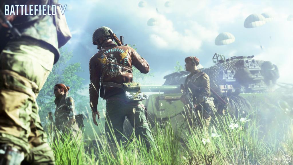 Battlefield 5 Battle Royal