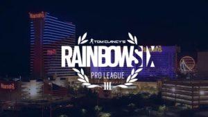 Rainbow Six Pro League Season 7