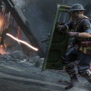 NieuweCavalerie Divisie enBasistrainingen voor Call of Duty: WWII
