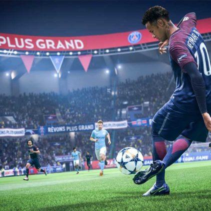 Bekijk hier de allereerste gameplay van FIFA 19 – Juventus vs PSG