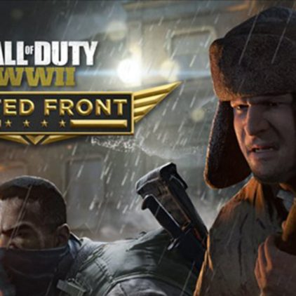 Check hier de Call of Duty: WWII – United Front DLC 3 Trailer