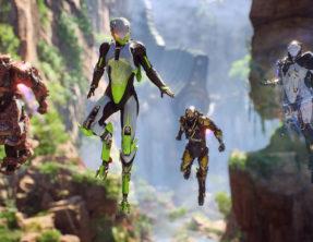 Nieuwe gameplaybeelden van Anthem getoond tijdens CES 2019