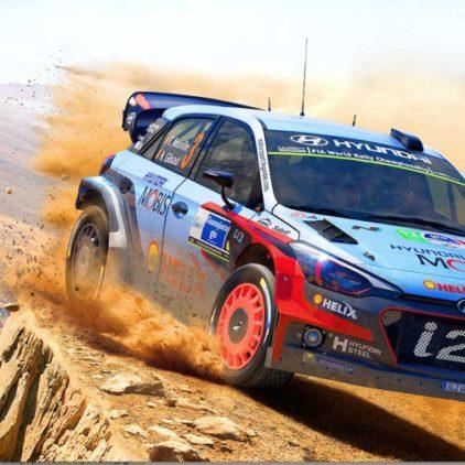 De grote finale van Esports WRC: Line up coureurs en eerste details onthuld