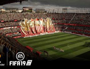 FIFA 19: Nieuwe stadions en meer dan 200 gamefaces voor La Liga