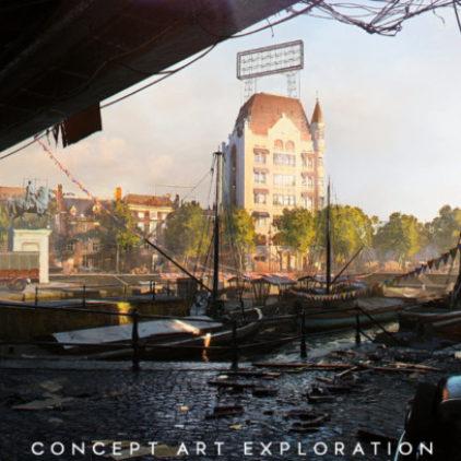 Nieuwe trailer Battlefield V – Devastation of Rotterdam | Gamescom 2018