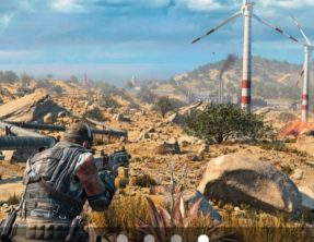 Treyarch onthuld de Call of Duty: Black Ops 4 Blackout-map