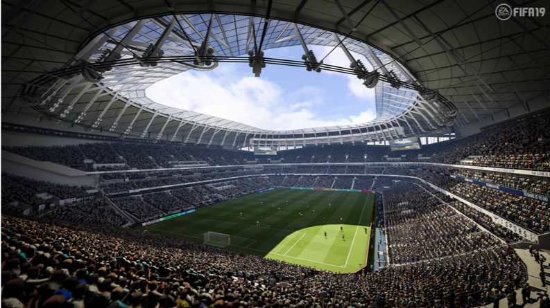 FIFA 19 stadions