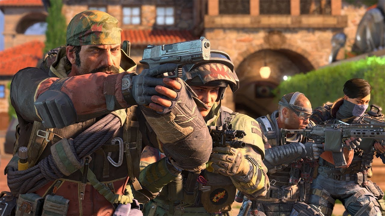 Check hier de 1 09 Patch Notes voor Call of Duty: Black Ops 4