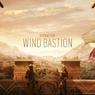 Rainbow Six Siege Operation Wind Bastion