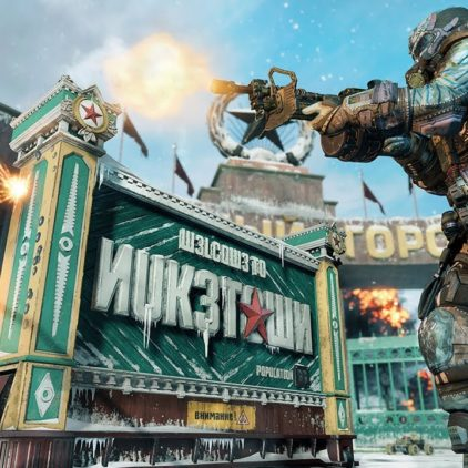 Black Ops 4 game update 1.05: Nuketown, Blackjack's Shop, Blackout Bowie Knife en meer